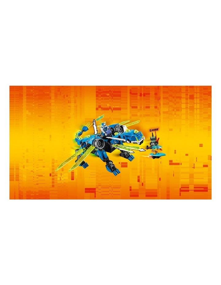 NINJAGO Jays Cyber Dragon 71711 image 6