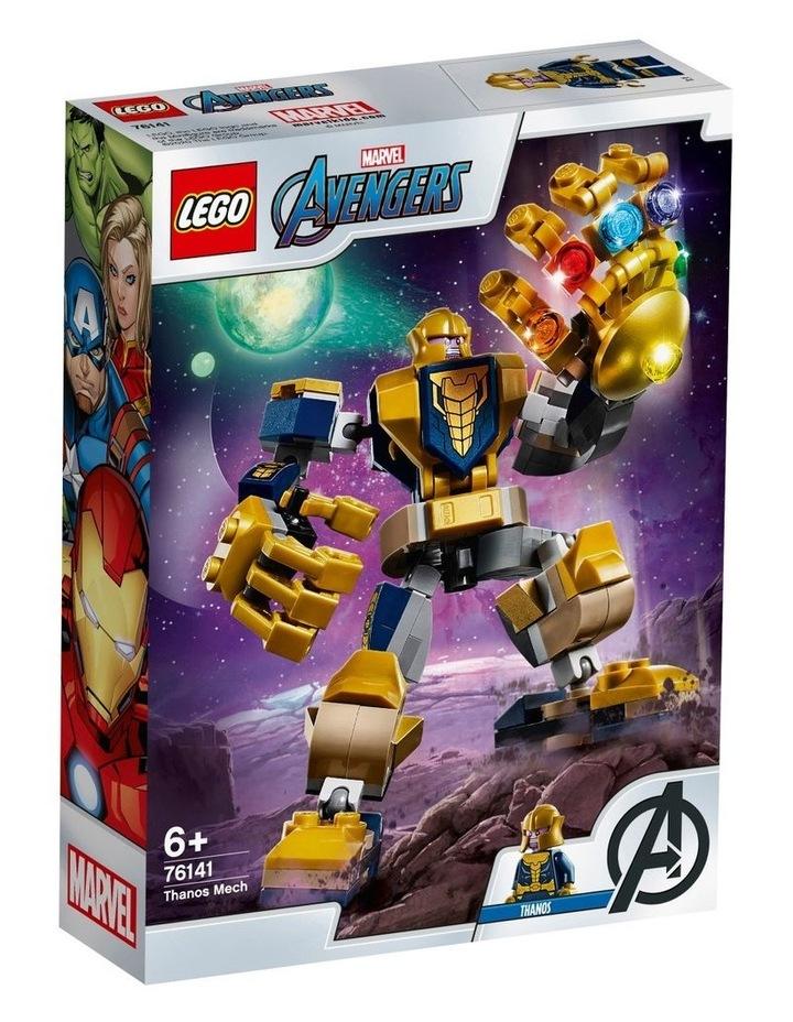 Marvel Avengers Thanos Mech 76141 image 1