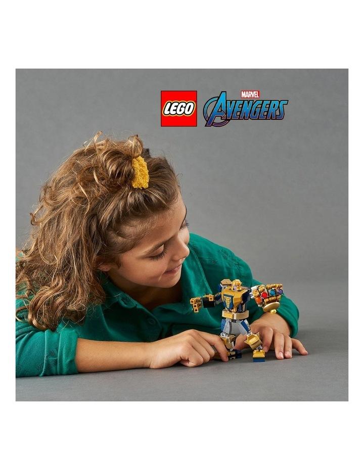 Marvel Avengers Thanos Mech 76141 image 3