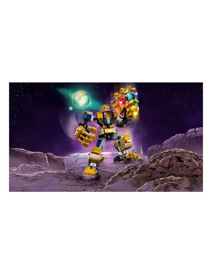 Marvel Avengers Thanos Mech 76141 image 5