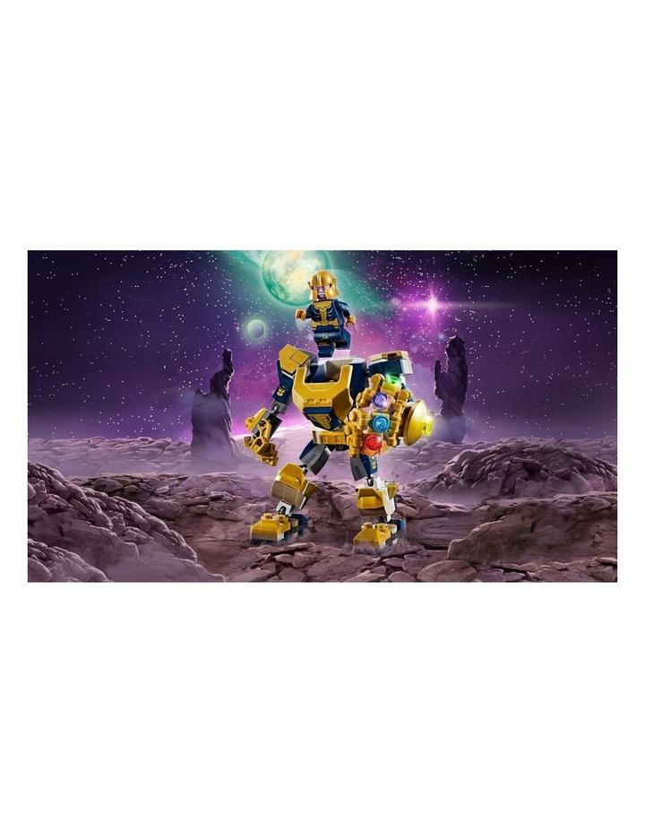 Marvel Avengers Thanos Mech 76141 image 6
