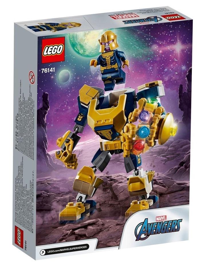 Marvel Avengers Thanos Mech 76141 image 7