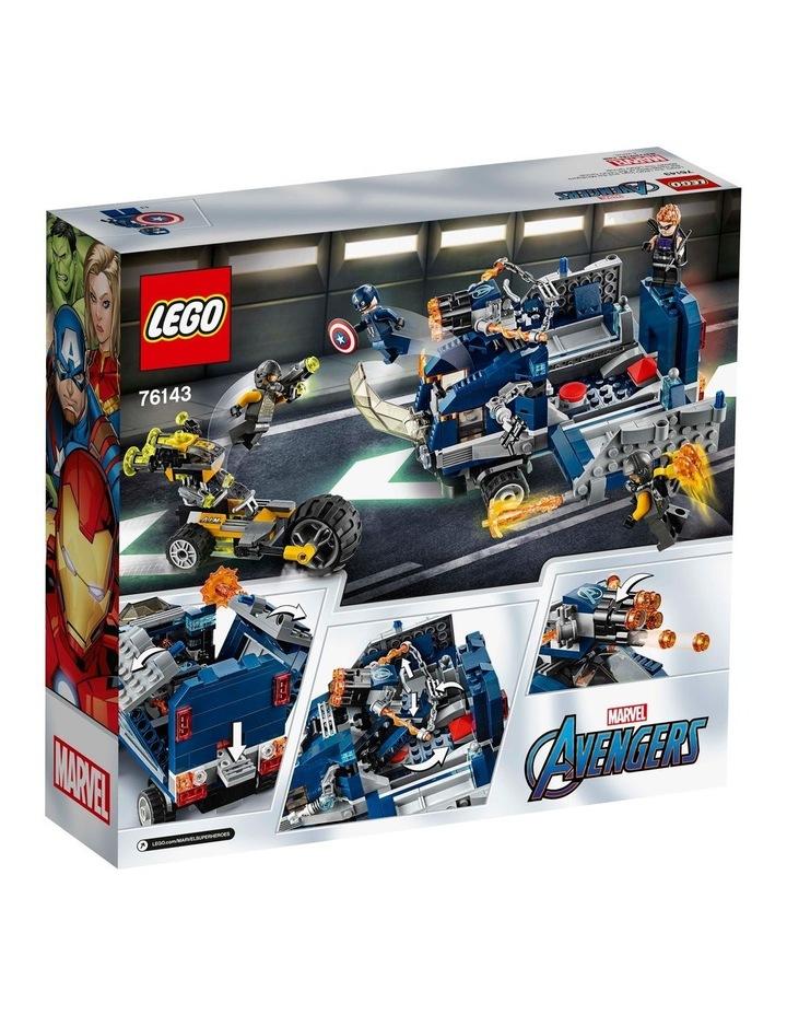 Marvel Avengers Truck Take-Down 76143 image 7