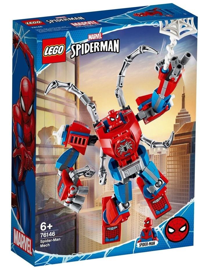 Marvel Spider-Man: Spider-Man Mech 76146 image 1
