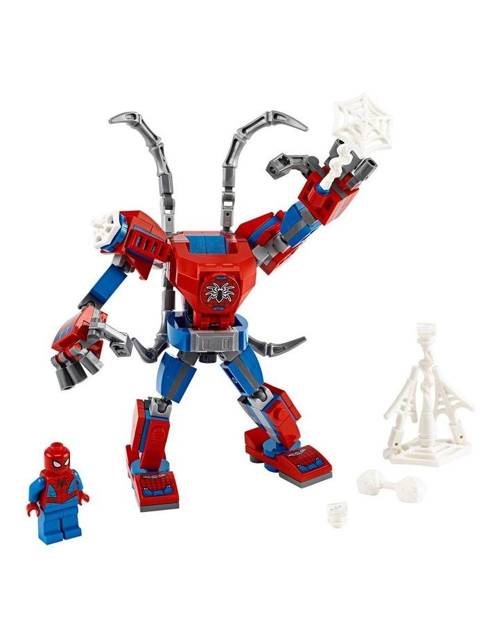 Marvel Spider-Man: Spider-Man Mech 76146 image 2