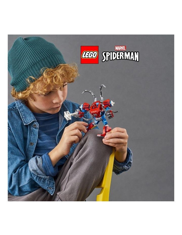 Marvel Spider-Man: Spider-Man Mech 76146 image 3