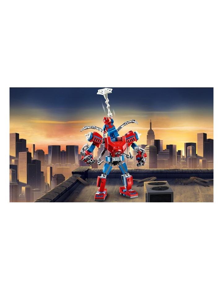 Marvel Spider-Man: Spider-Man Mech 76146 image 5