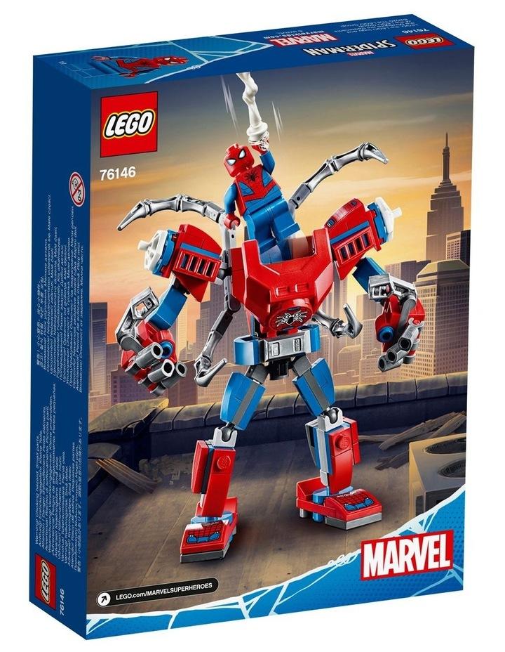 Marvel Spider-Man: Spider-Man Mech 76146 image 6