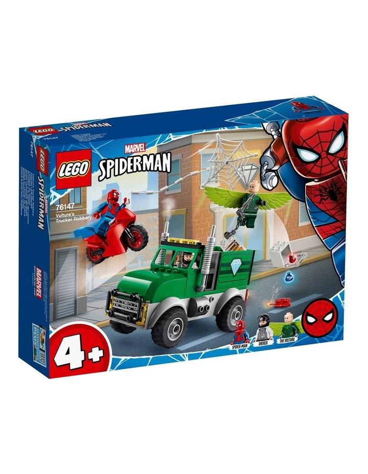Marvel Spider-Man Vulture's Trucker Robbery 76147 image 1