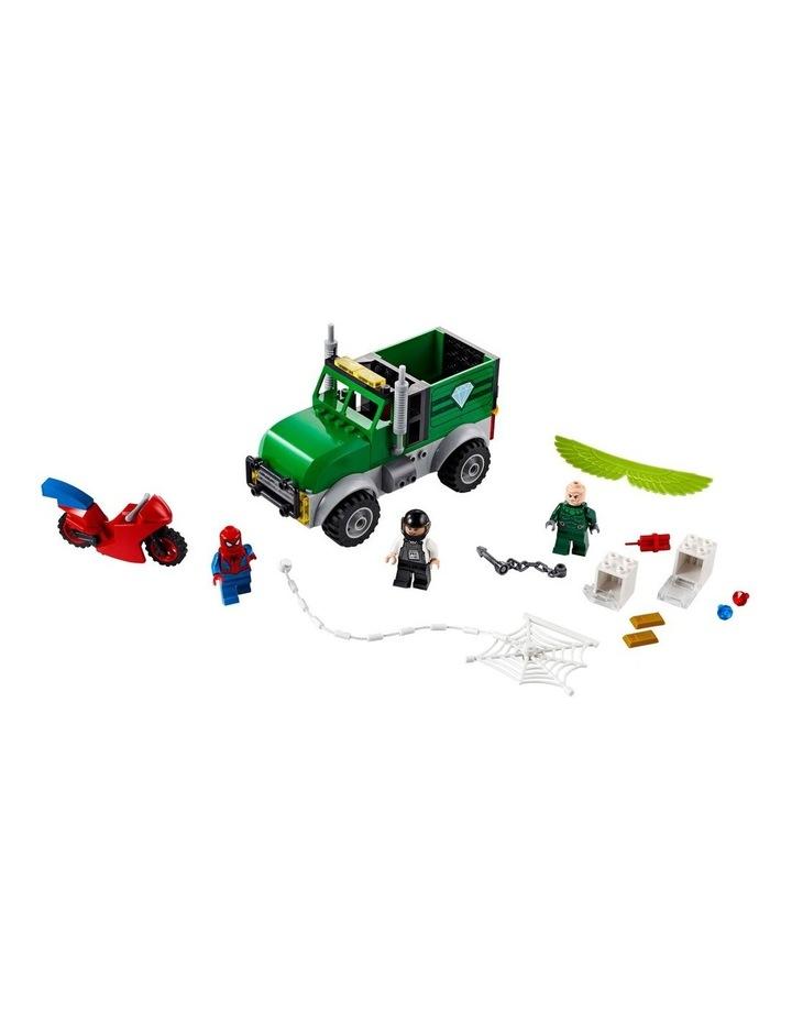 Marvel Spider-Man Vulture's Trucker Robbery 76147 image 2