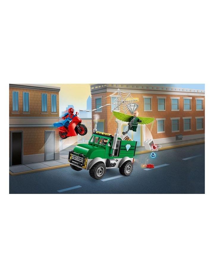 Marvel Spider-Man Vulture's Trucker Robbery 76147 image 5