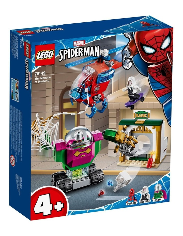 Marvel Spider-Man The Menace of Mysterio 76149 image 1