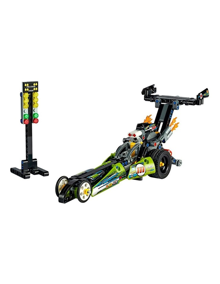 Technic Dragster 42103 image 2