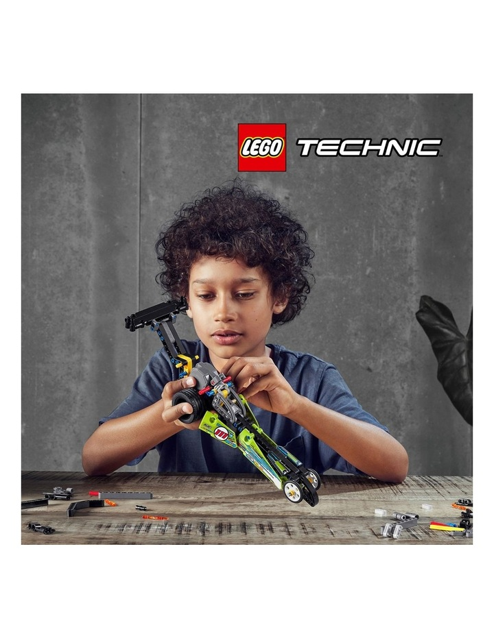 Technic Dragster 42103 image 3
