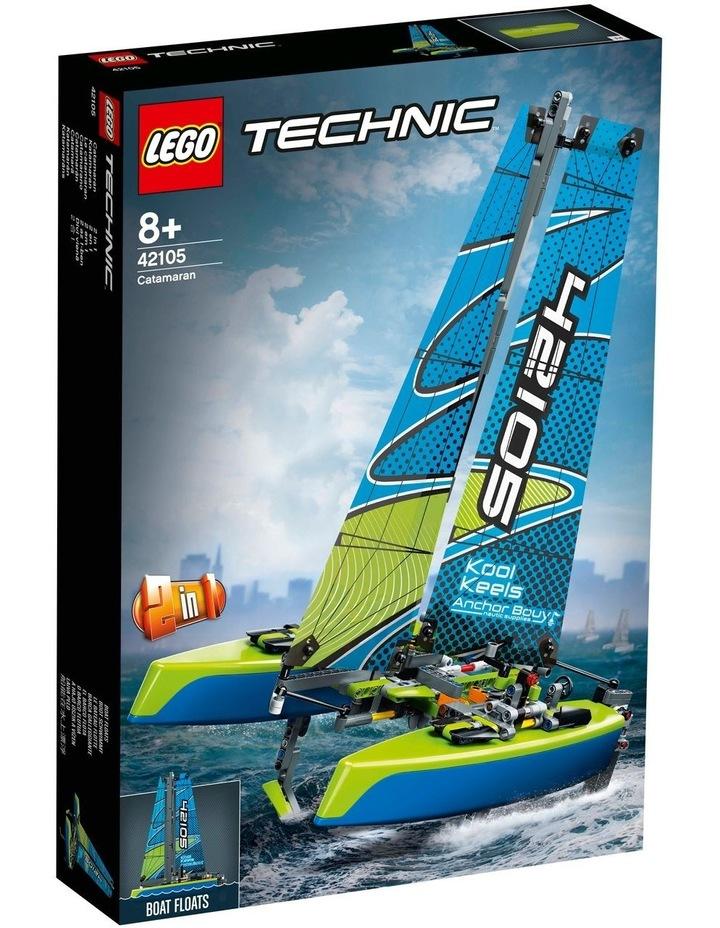 Technic Catamaran 42105 image 1