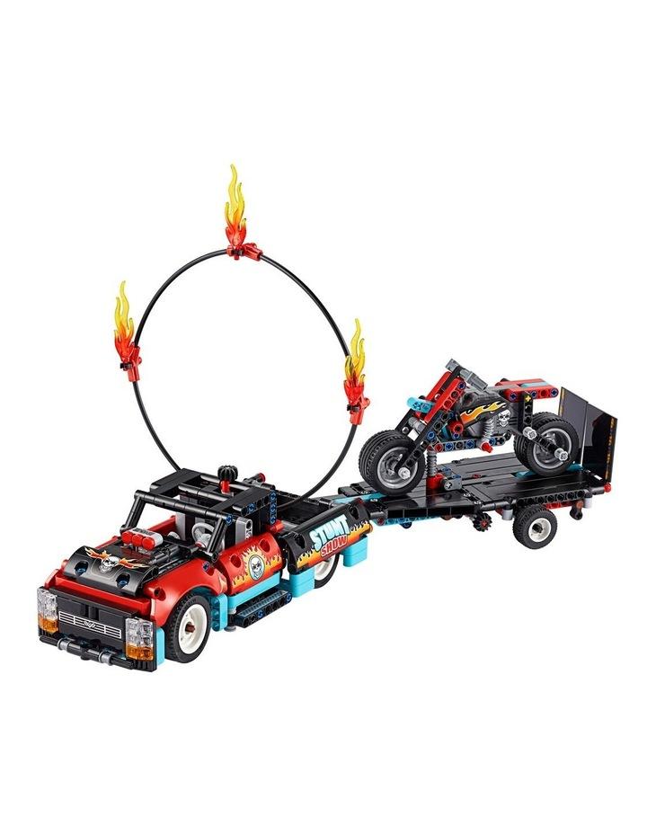 Technic Stunt Show Truck & Bike 42106 image 2