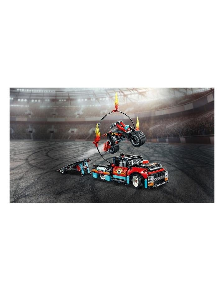 Technic Stunt Show Truck & Bike 42106 image 4