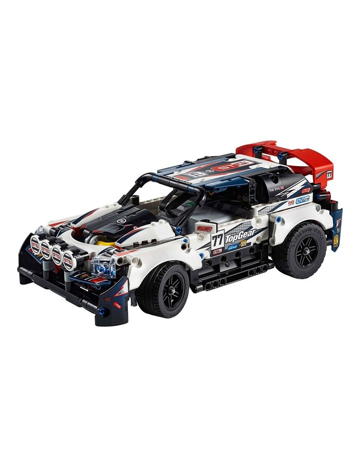 Technic App-Controlled Top Gear Rally Car 42109 image 2