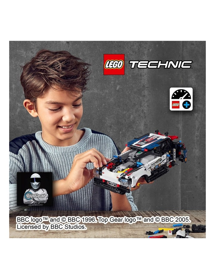 Technic App-Controlled Top Gear Rally Car 42109 image 3