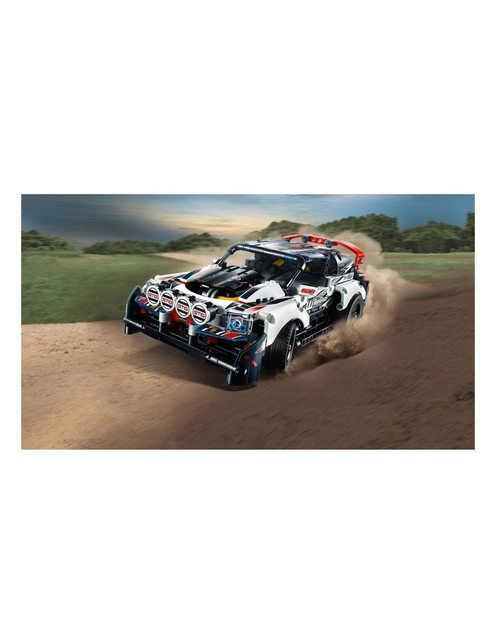 Technic App-Controlled Top Gear Rally Car 42109 image 4