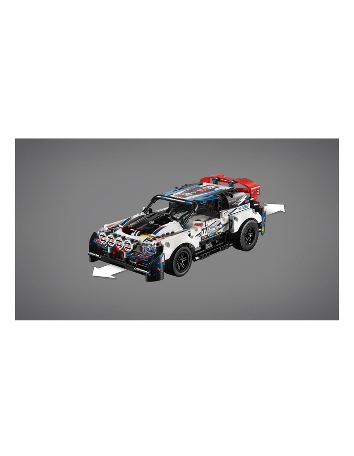 Technic App-Controlled Top Gear Rally Car 42109 image 6
