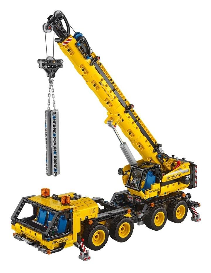 Technic Mobile Crane 42108 image 2