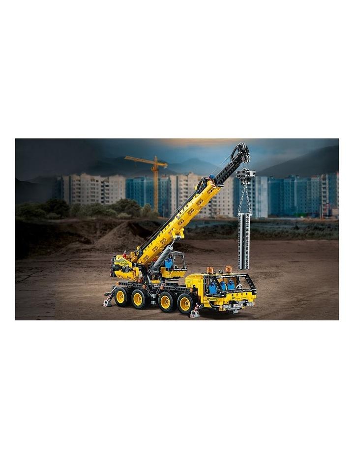 Technic Mobile Crane 42108 image 4
