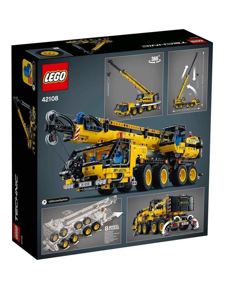 Technic Mobile Crane 42108 image 7