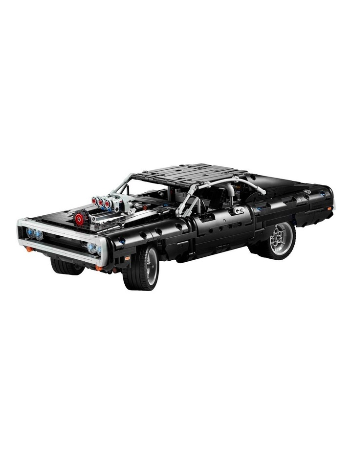 Technic Dom's Dodge Charger 42111 image 2