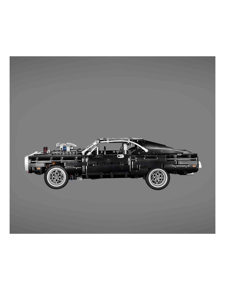 Technic Dom's Dodge Charger 42111 image 4