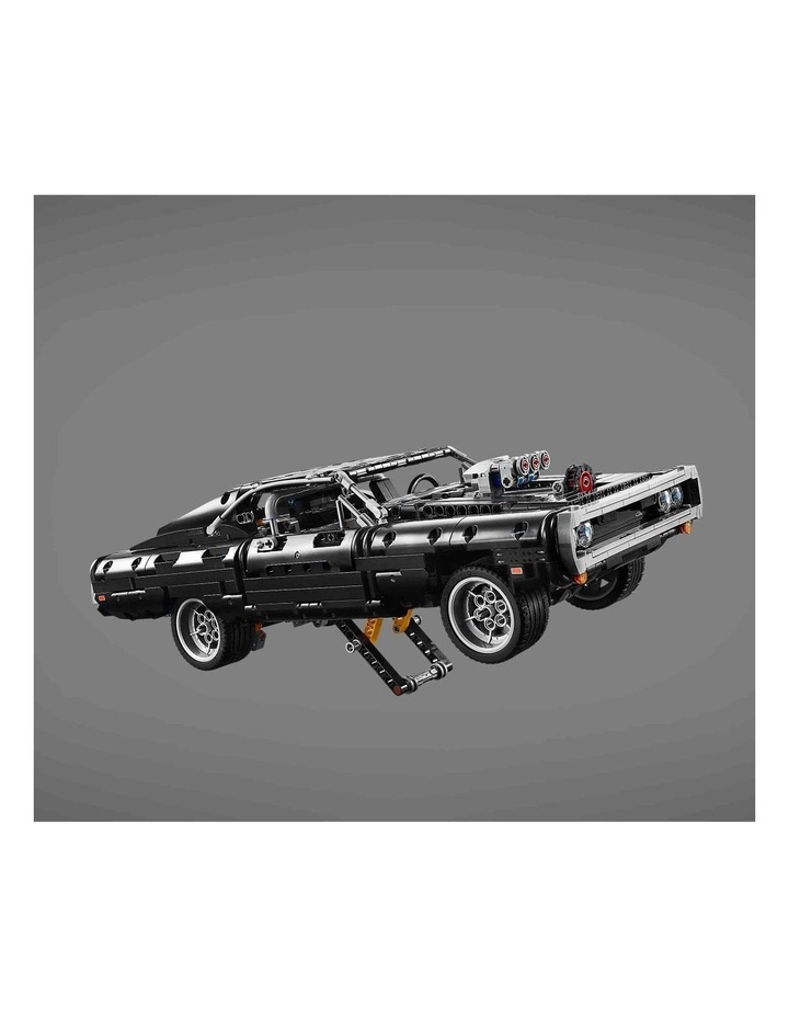 Technic Dom's Dodge Charger 42111 image 6