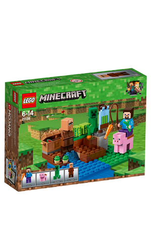 LEGO - Minecraft The Melon Farm 21138