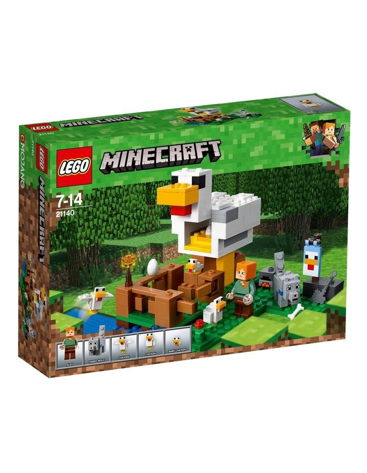 Minecraft The Chicken Coop 21140 image 1