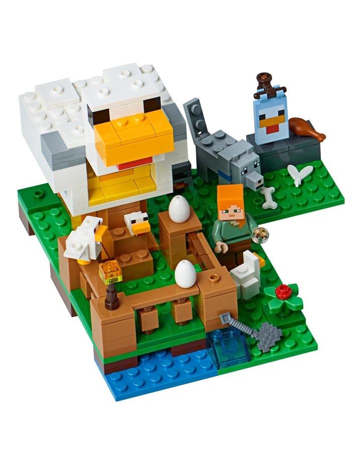 Minecraft The Chicken Coop 21140 image 2