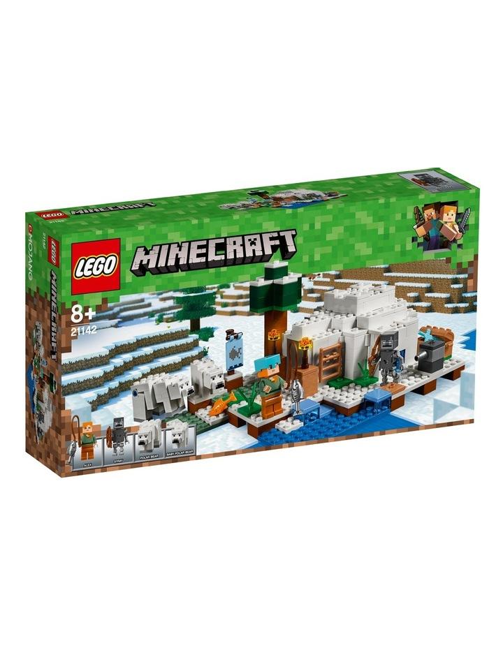 Minecraft The Polar Igloo 21142 image 1