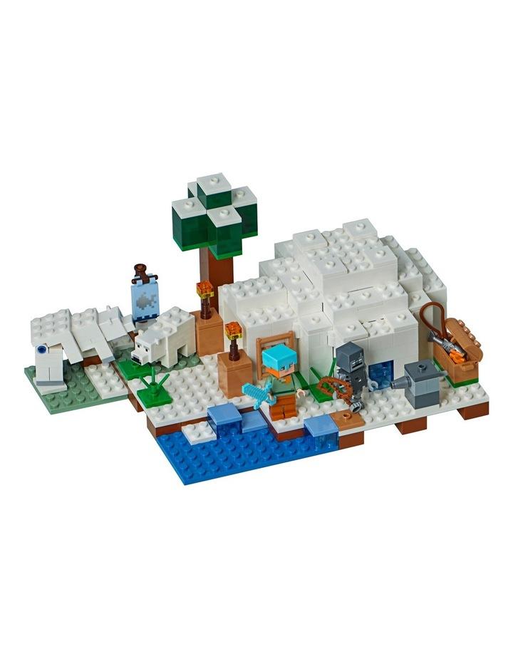 Minecraft The Polar Igloo 21142 image 2