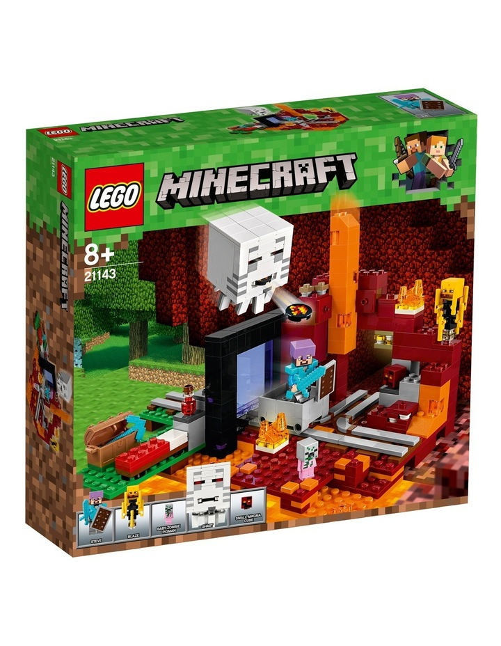 Minecraft The Nether Portal 21143 image 1