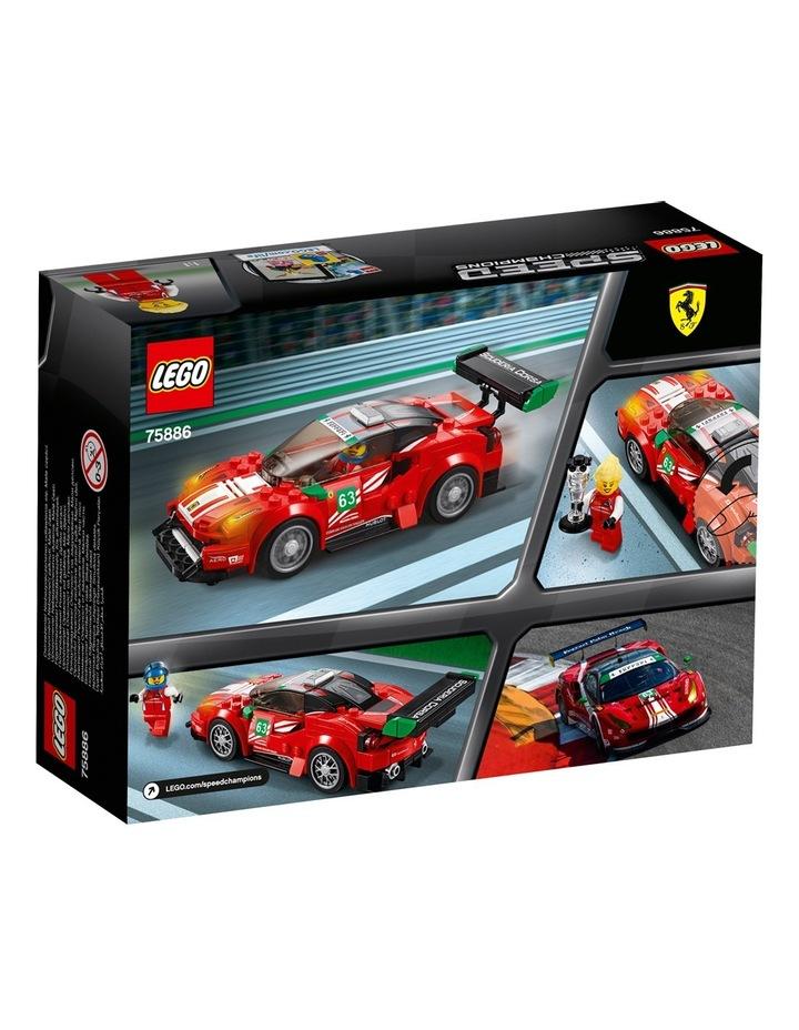"""Speed Champions Ferrari 488 GT3 Scuderia Corsa"""" 75886 image 3"""