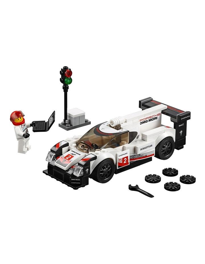 Speed Champions Porsche 919 Hybrid 75887 image 2