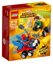 LEGO - Mighty Micros: Spider-Man vs. Sandman 76089