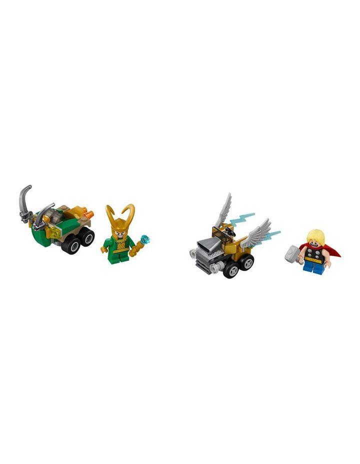Mighty Micros: Thor vs. Loki 76091 image 2