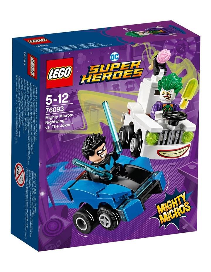 Mighty Micros: Nightwing vs. The Joker 76093 image 1