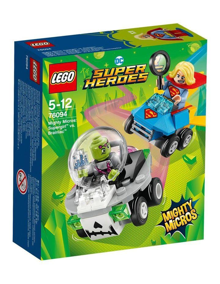 Mighty Micros: Supergirl vs. Brainiac 76094 image 1