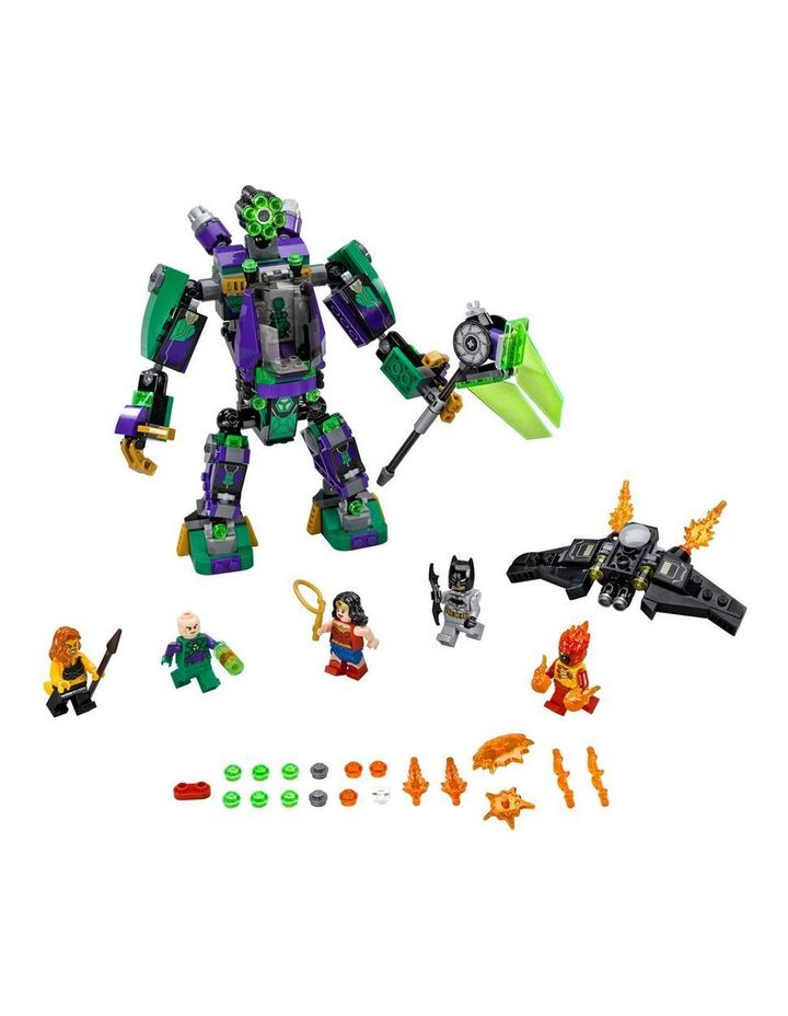 Lex Luthor Mech Takedown 76097 image 2