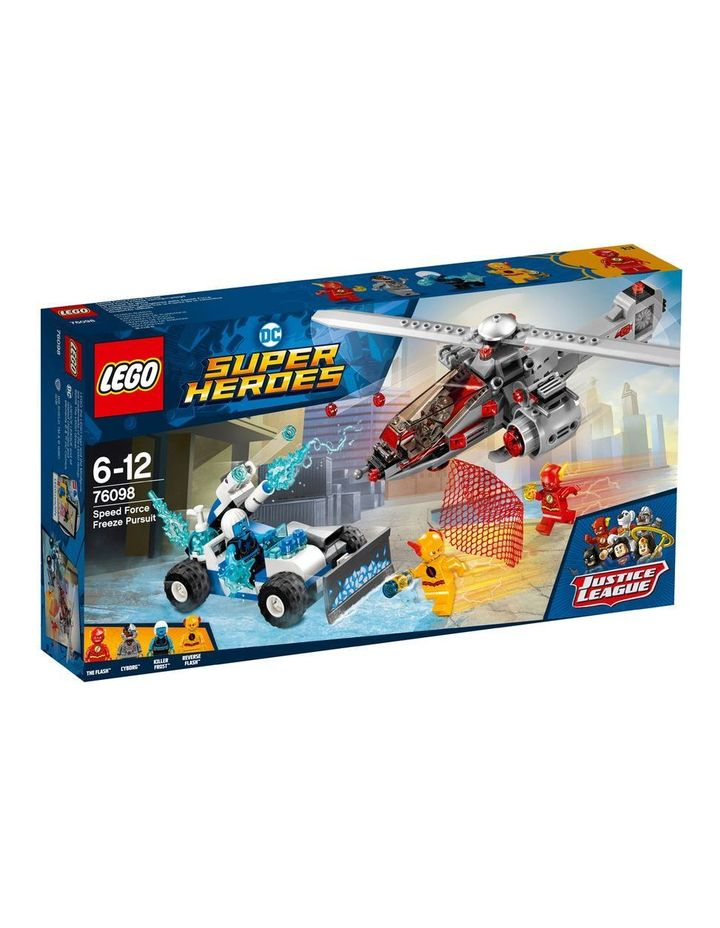 Speed Force Freeze Pursuit 76098 image 1