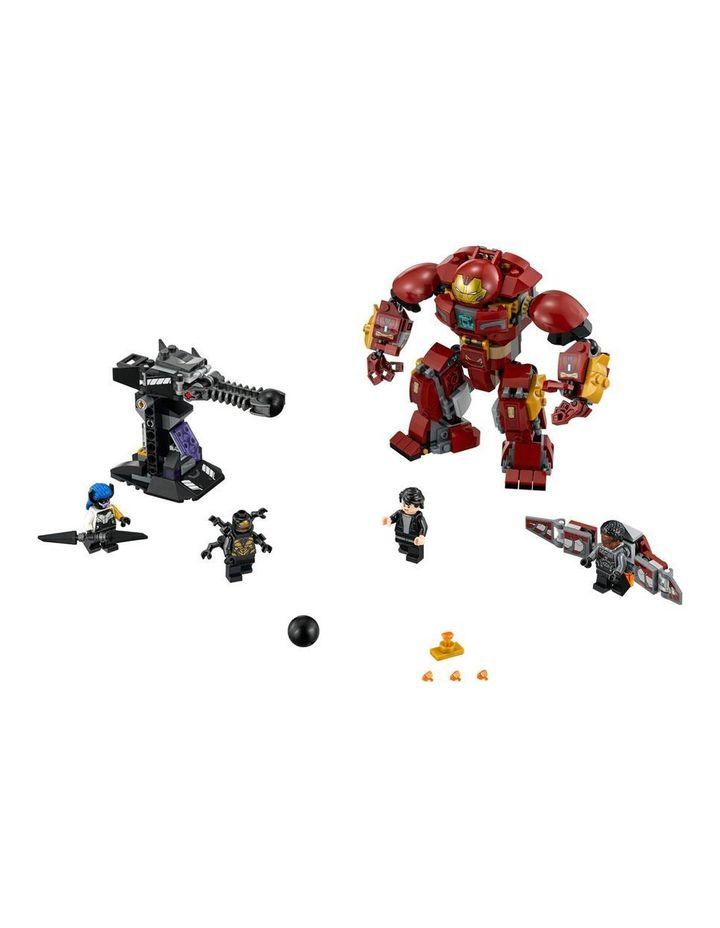 Hulkbuster Smash-Up 76104 image 2