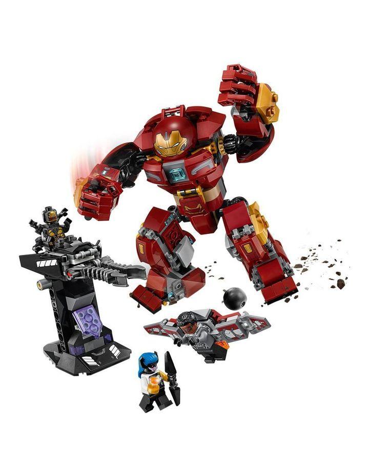 Hulkbuster Smash-Up 76104 image 3