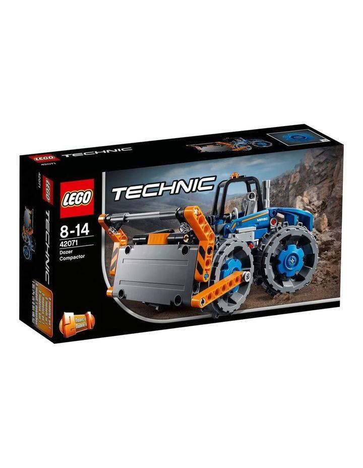 Technic Dozer Compactor 42071 image 1