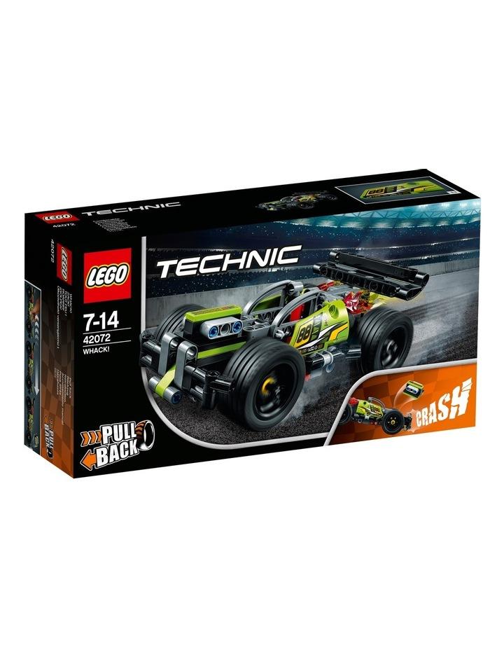 Technic Whack! 42072 image 1