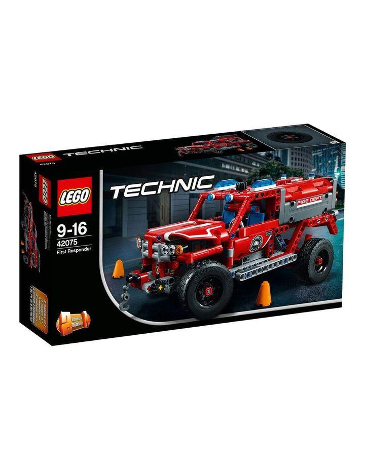 Technic First Responder 42075 image 1